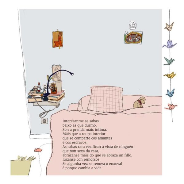 Poema de Berta Dávila