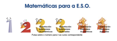 Matemáticas para a ESO