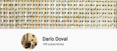 Canle de Darío Doval