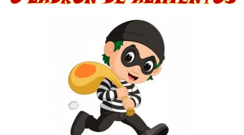 Ladrón de alimentos